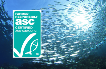 bureau veritas asc sea food certification